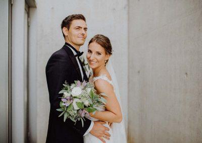 Hochzeitsreportage Bremerhaven Havenwelten Apeler Brautpaar