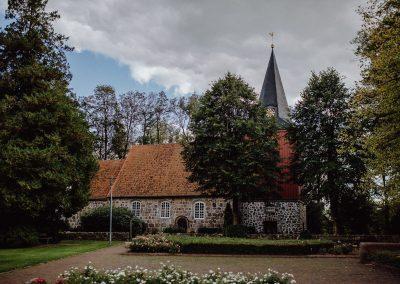 Sommerliche Landhochzeit Niedersachsen