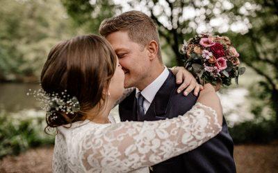 Hochzeit im Bürgerpark Bremen